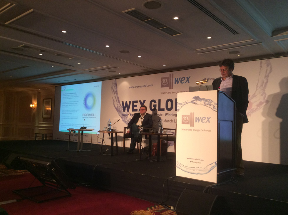 Breivoll Inspection Technologies on the WEX-Global 2016